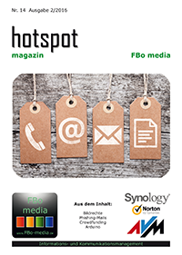 FBo media - hotspot magazin