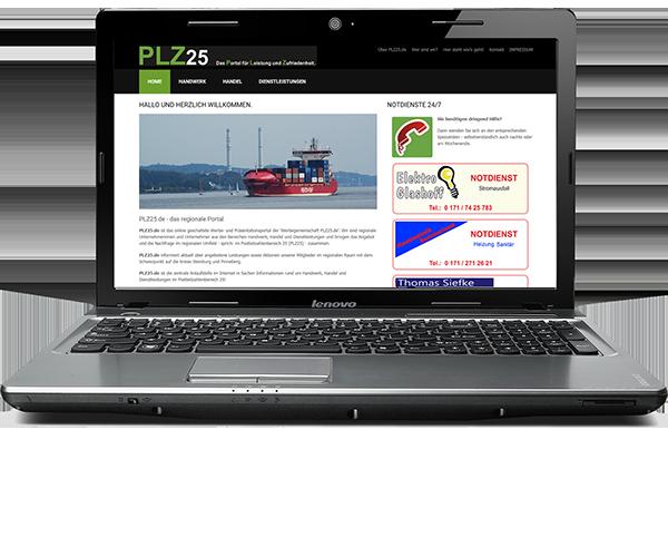 PLZ25 - Das Portal