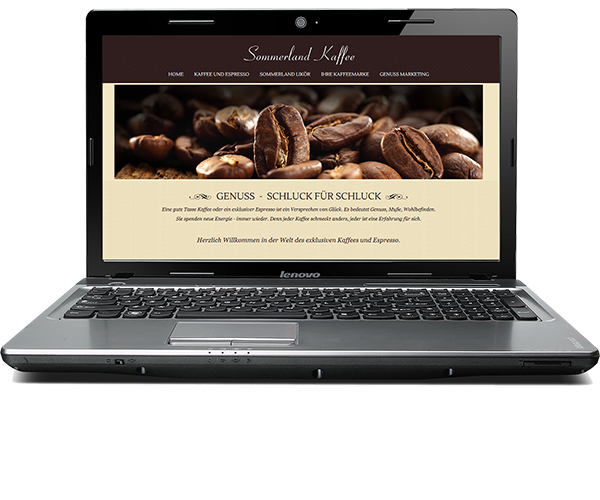 Sommerland Kaffee